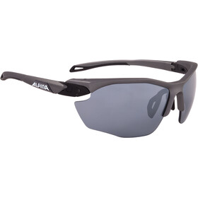 Alpina Twist Five HR CM+ Glasses tin matt-black